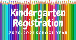 Online Kindergarten Registration