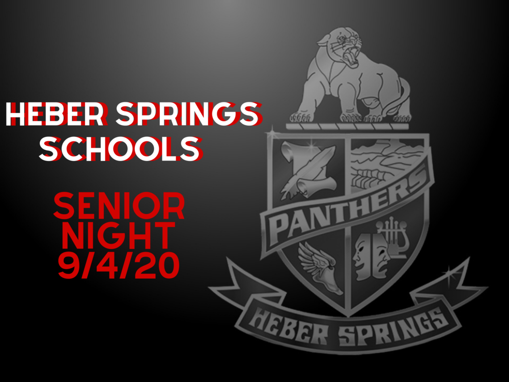 Panther Senior Night 2020