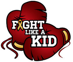 Community Impact Award-Fight Like A Kid Fundraiser