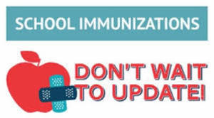 Back to School Immunizations