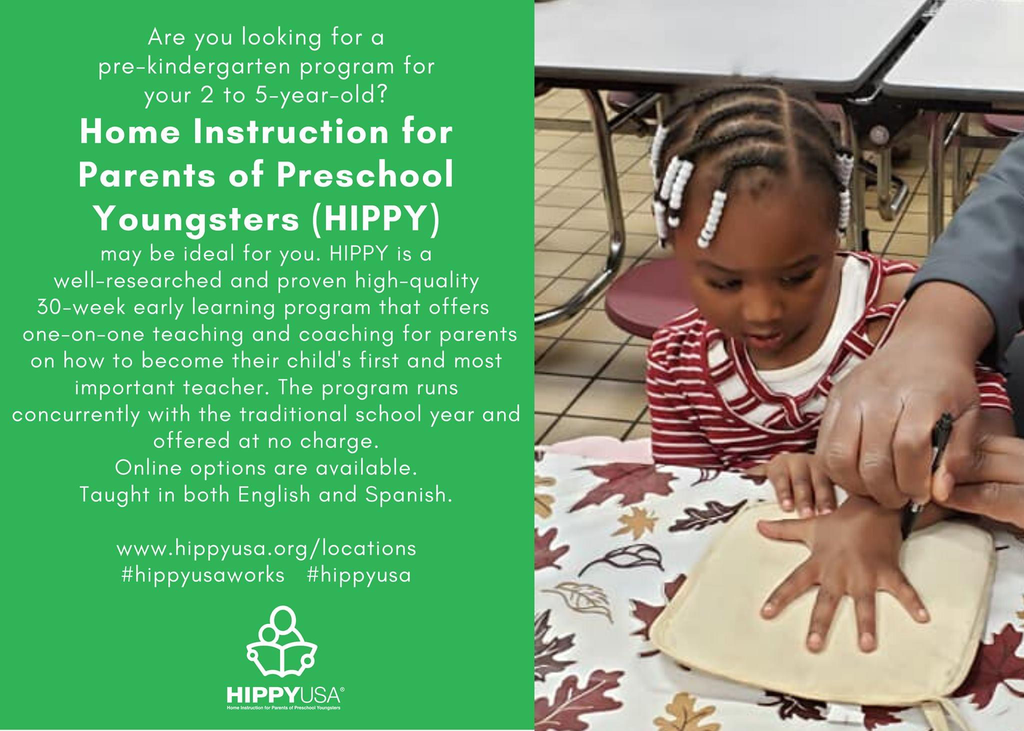 HIPPY REGISTRATION